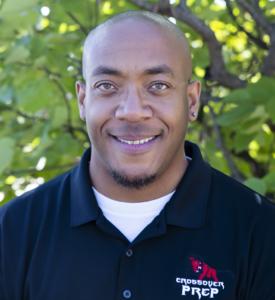 Jayson Jenkins, Academic Coach