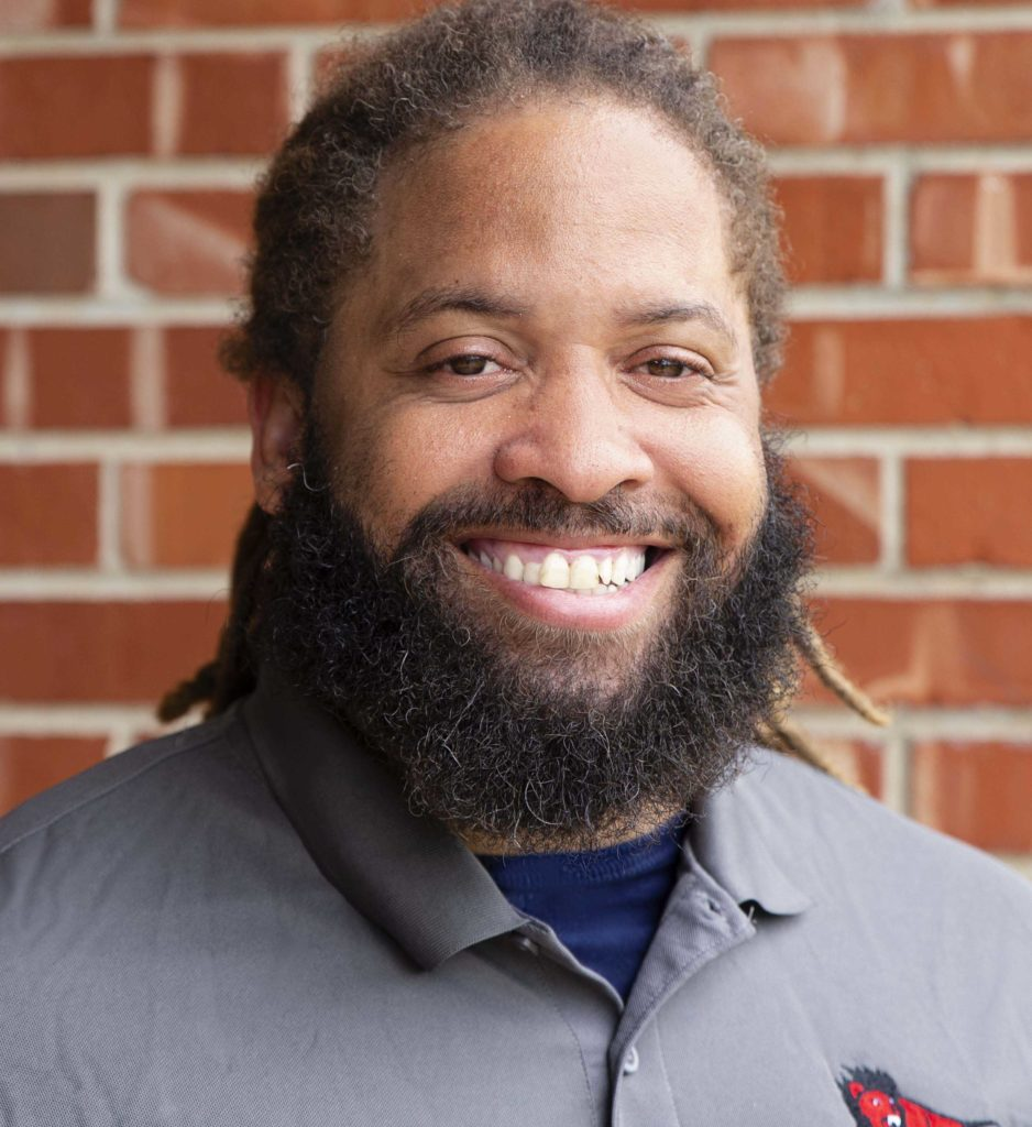 Demarco Taylor, MS Social Studies and Bible